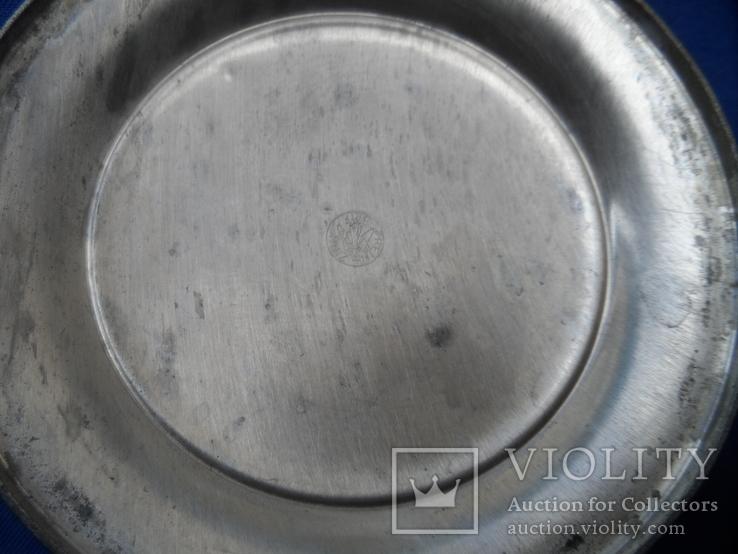 Коллекционная пивная кружка Сюжетная BMF Германия 0,8 L, фото №12