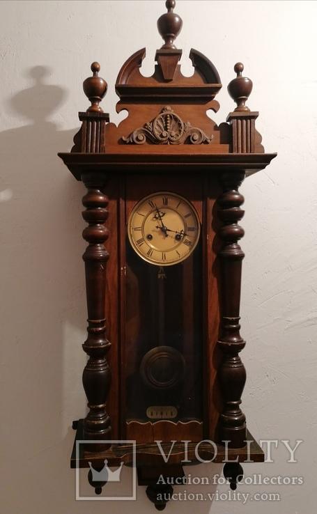 Часы настенные, Junghans 1922 год