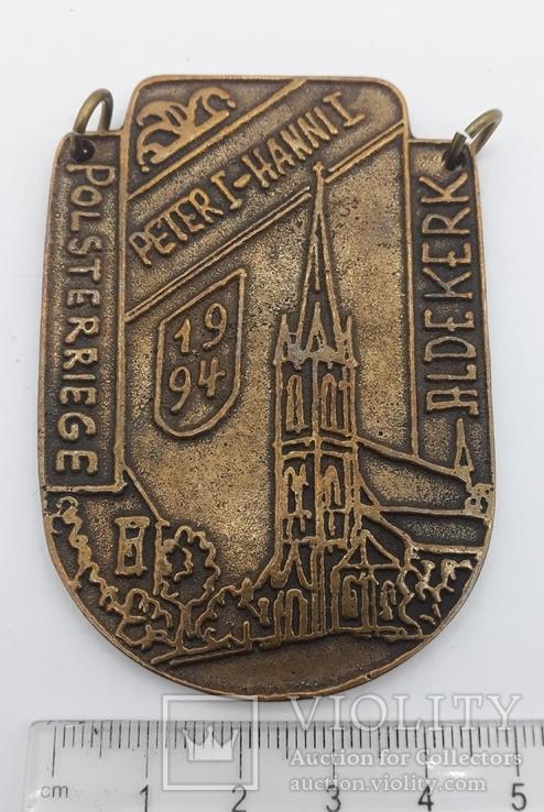 Медаль сувенирная, фото №5