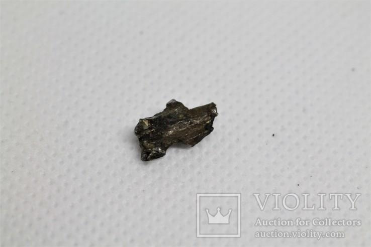 Залізний метеорит Campo del Cielo, 0,9 грам, із сертифікатом автентичності, фото №8