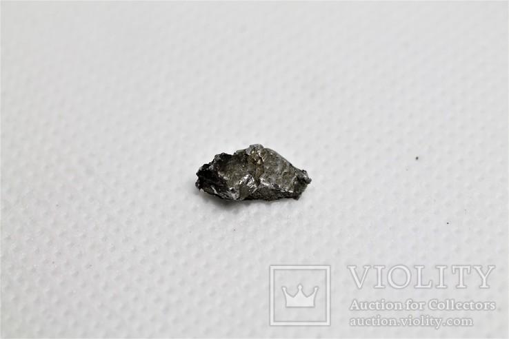 Залізний метеорит Campo del Cielo, 0,7 грам, із сертифікатом автентичності, фото №2
