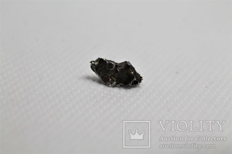 Залізний метеорит Campo del Cielo, 0,7 грам, із сертифікатом автентичності, фото №8