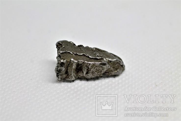 Залізний метеорит Campo del Cielo, 6,8 грам, із сертифікатом автентичності, фото №2