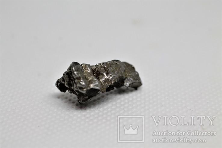 Залізний метеорит Campo del Cielo, 6,8 грам, із сертифікатом автентичності, фото №8