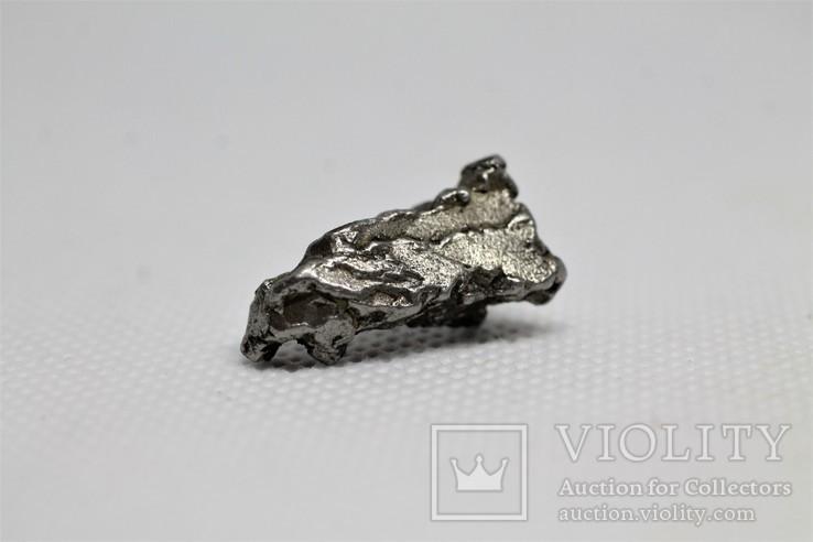 Залізний метеорит Campo del Cielo, 6,8 грам, із сертифікатом автентичності, фото №9