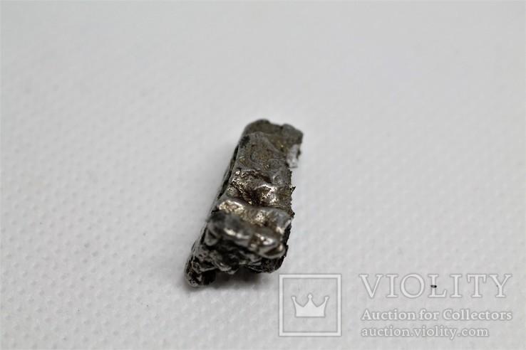 Залізний метеорит Campo del Cielo, 6,8 грам, із сертифікатом автентичності, фото №10