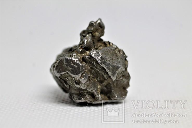 Залізний метеорит Campo del Cielo, 22,3 грам, із сертифікатом автентичності, фото №7