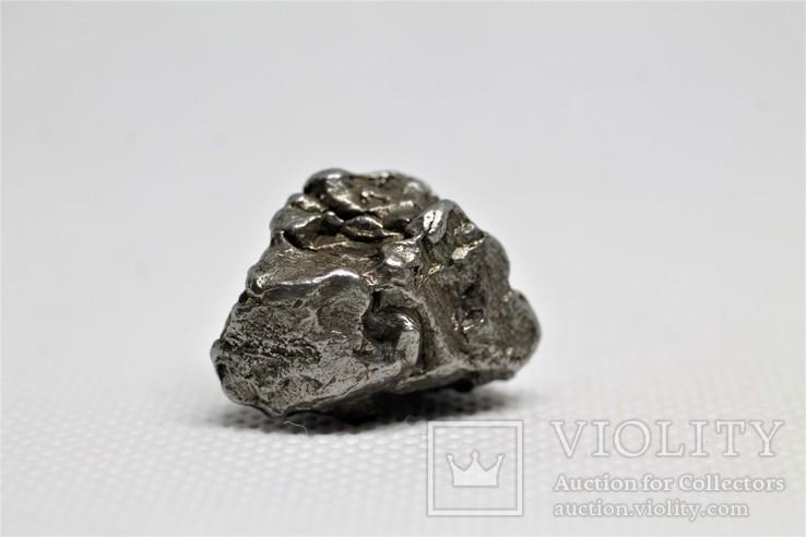 Залізний метеорит Campo del Cielo, 22,3 грам, із сертифікатом автентичності, фото №8
