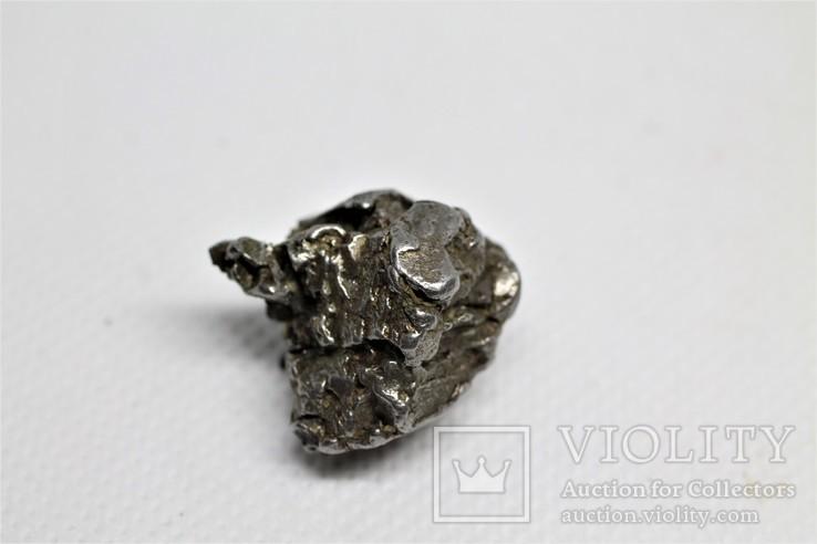 Залізний метеорит Campo del Cielo, 22,3 грам, із сертифікатом автентичності, фото №9