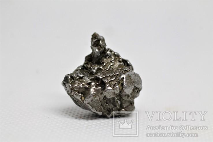 Залізний метеорит Campo del Cielo, 22,3 грам, із сертифікатом автентичності, фото №2