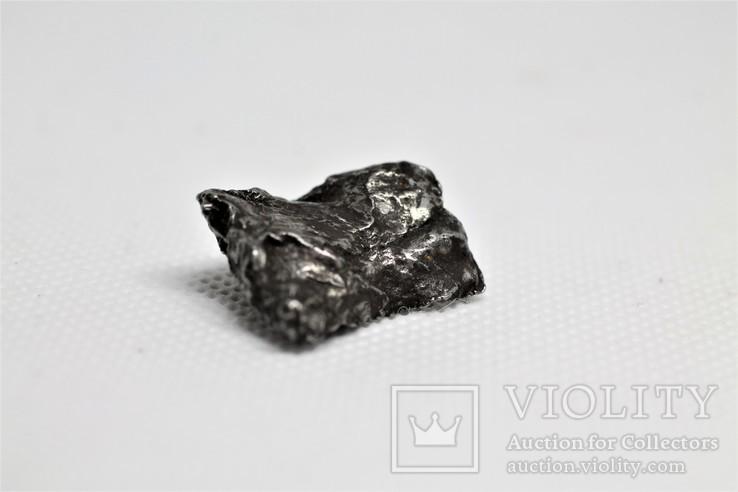 Залізний метеорит Sikhote-Alin, 12 г, із сертифікатом автентичності, фото №5