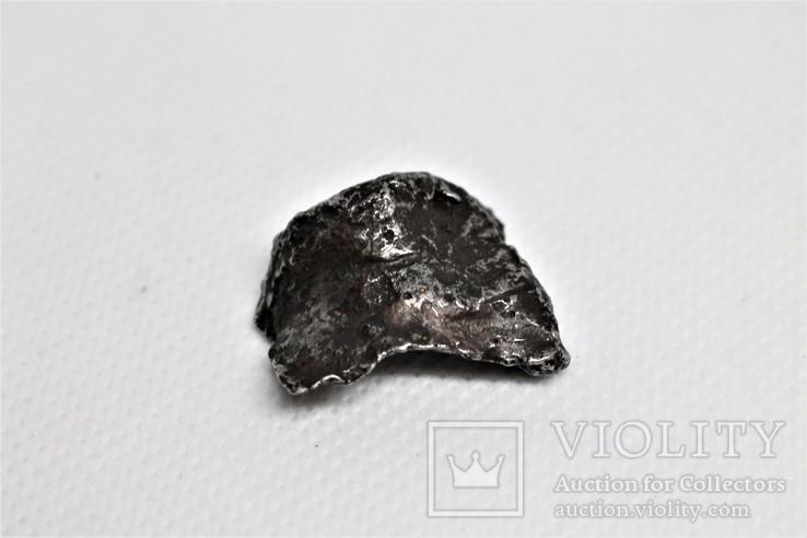 Залізний метеорит Sikhote-Alin, 12 г, із сертифікатом автентичності, фото №6
