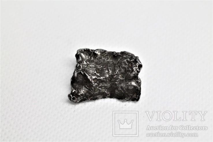 Залізний метеорит Sikhote-Alin, 12 г, із сертифікатом автентичності, фото №7