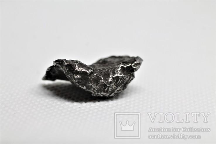 Залізний метеорит Sikhote-Alin, 12 г, із сертифікатом автентичності, фото №8