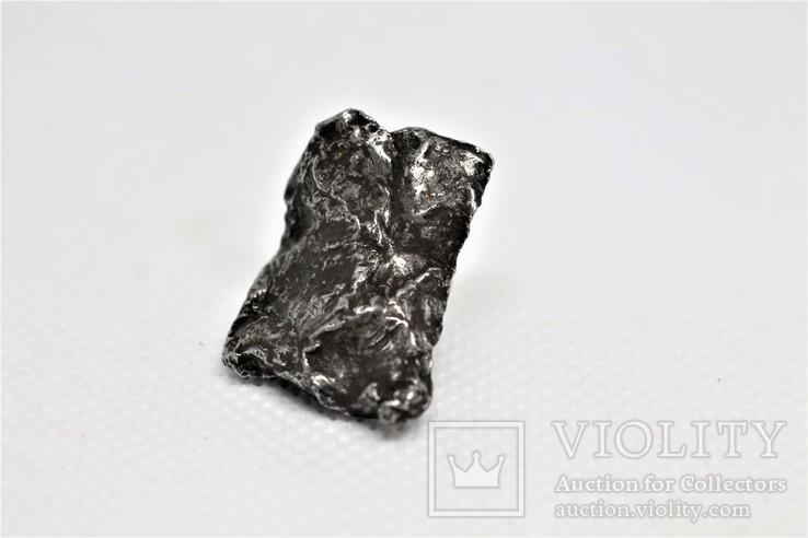 Залізний метеорит Sikhote-Alin, 12 г, із сертифікатом автентичності, фото №9