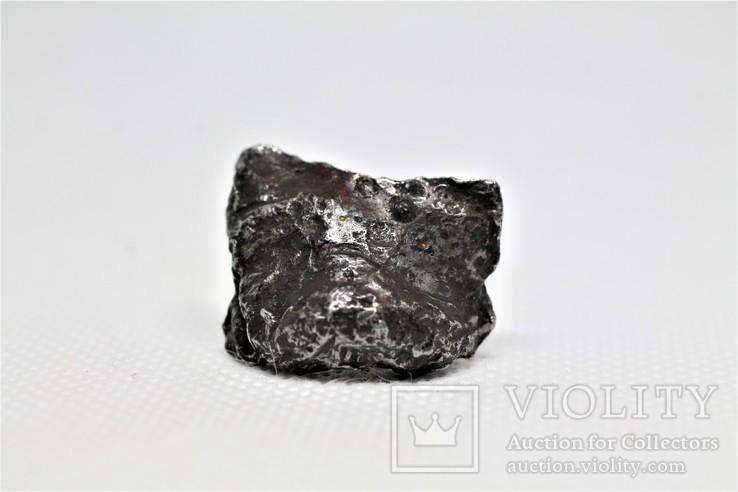 Залізний метеорит Sikhote-Alin, 12 г, із сертифікатом автентичності, фото №10