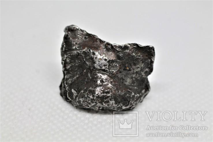 Залізний метеорит Sikhote-Alin, 12 г, із сертифікатом автентичності, фото №11