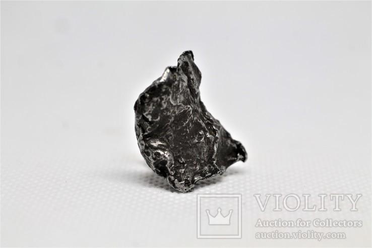 Залізний метеорит Sikhote-Alin, 12 г, із сертифікатом автентичності, фото №12