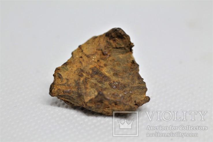Залізний метеорит Sikhote-Alin, 14,9 грама, з сертифікатом автентичності, фото №2