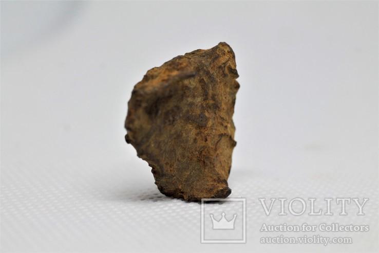 Залізний метеорит Sikhote-Alin, 14,9 грама, з сертифікатом автентичності, фото №10