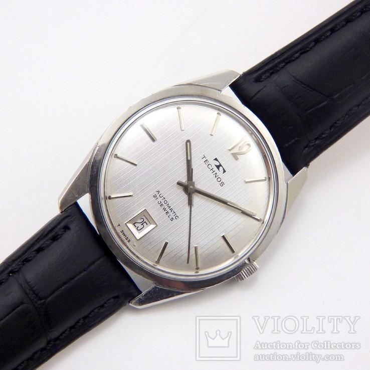 Часы Technos Automatic ETA 2472 Swiss Made