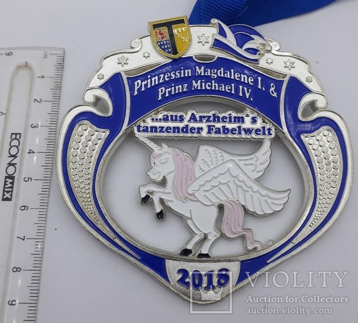 Медаль сувенирная, фото №6