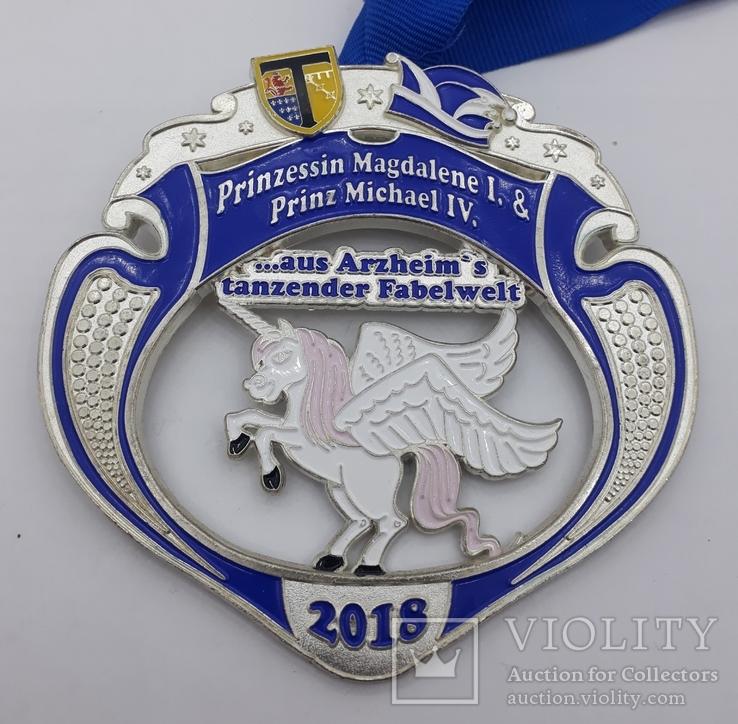 Медаль сувенирная, фото №7