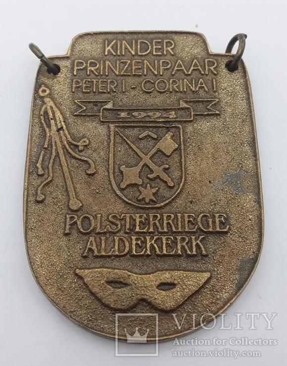 Медаль сувенир, фото №2