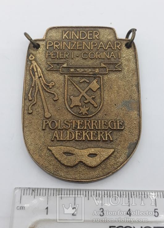 Медаль сувенир, фото №4