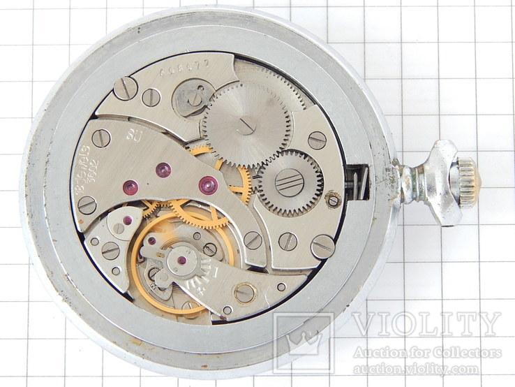 """Часы карманные """"Молния 3602 Глухари"""" (рабочие)., фото №13"""