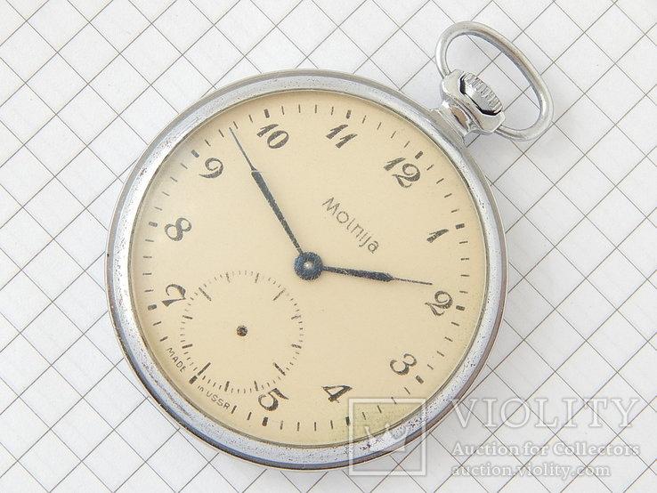 """Часы """"Молния 3602 СССР"""" (нерабочие)., фото №3"""