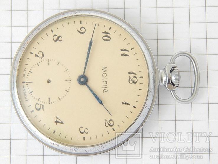 """Часы """"Молния 3602 СССР"""" (нерабочие)., фото №5"""
