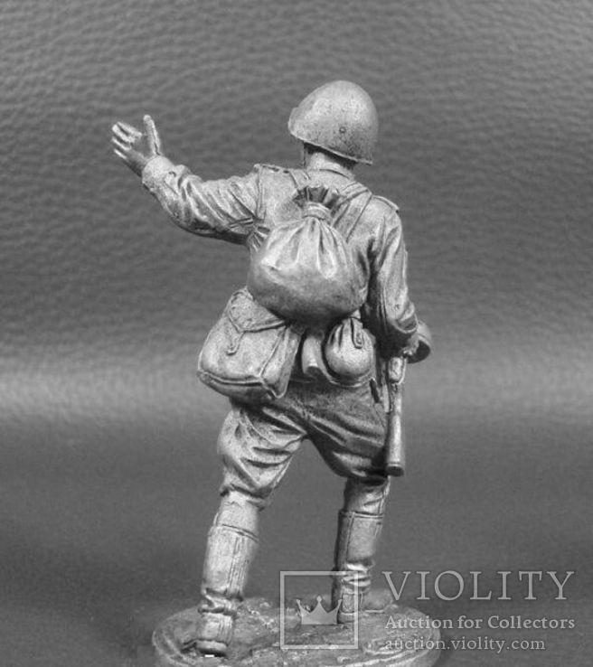 Рядовой гвардии Красной Армии, 1943-45 гг, фото №3