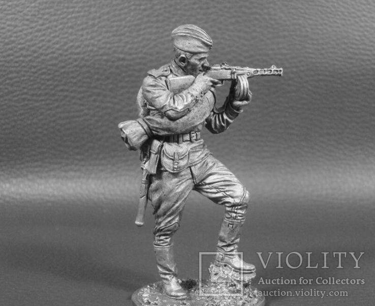 Автоматчик пехоты Красной Армии, 1943-45, фото №3