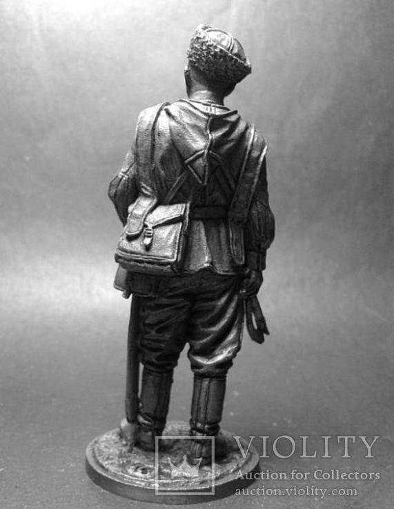 Старшина донских казачьих кавалерийских частей РККА. 1941-43 гг., фото №4