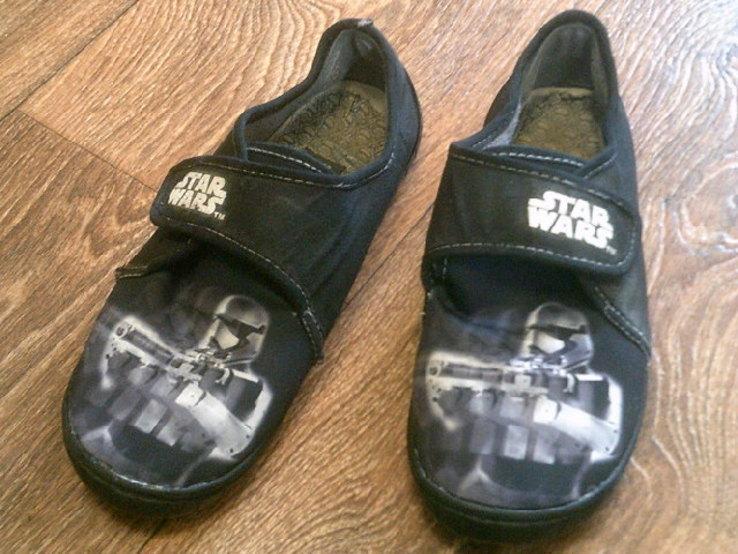 Star Wars (6 шт.) - свиншоты  (9-10 лет) + шлепки, подушка., фото №7