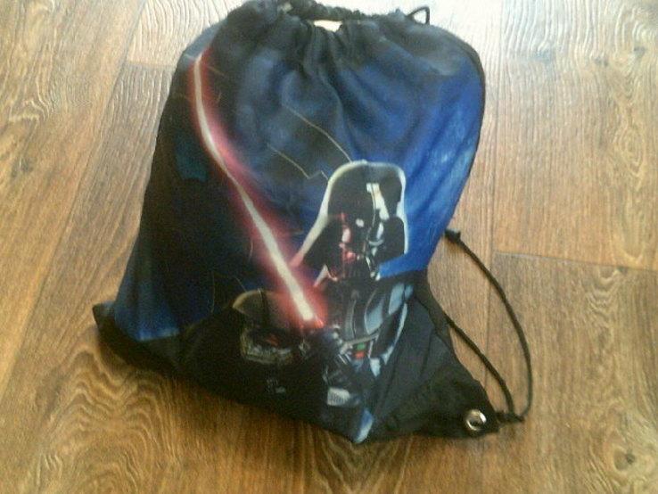 Star Wars (6 шт.) - свиншоты  (9-10 лет) + шлепки, подушка., фото №13