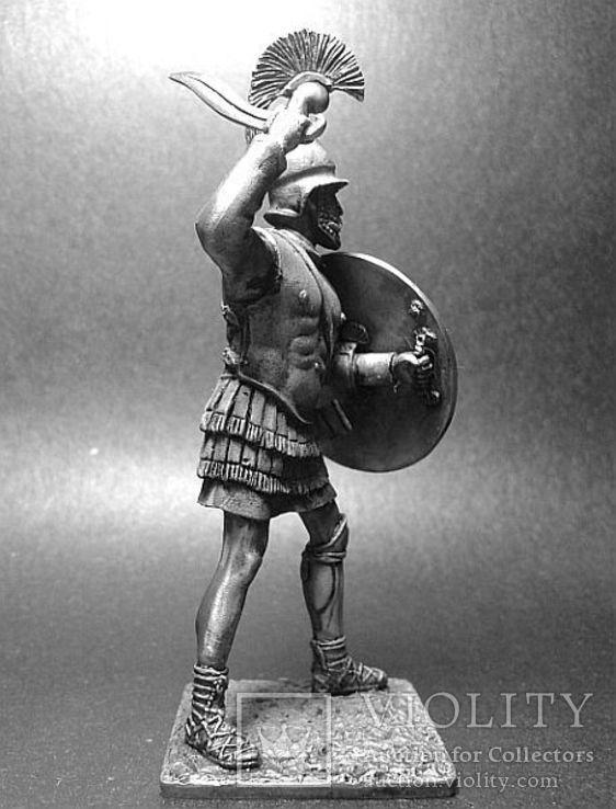 Армии Александра и диадохов 3-4 век до н.э. Сражающийся аргираспид, фото №3