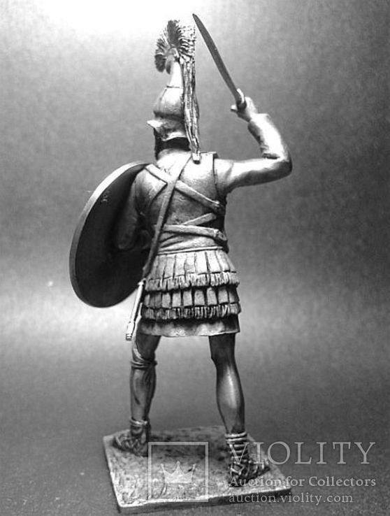 Армии Александра и диадохов 3-4 век до н.э. Сражающийся аргираспид, фото №5