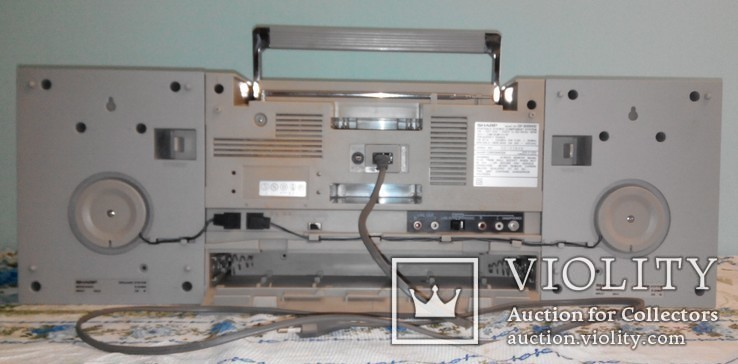105 SHARP GF-800H(S), фото №8