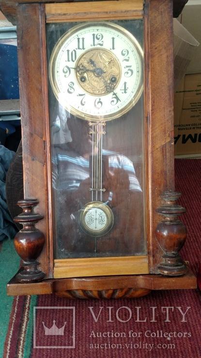 Часы Германия Густав Беккер