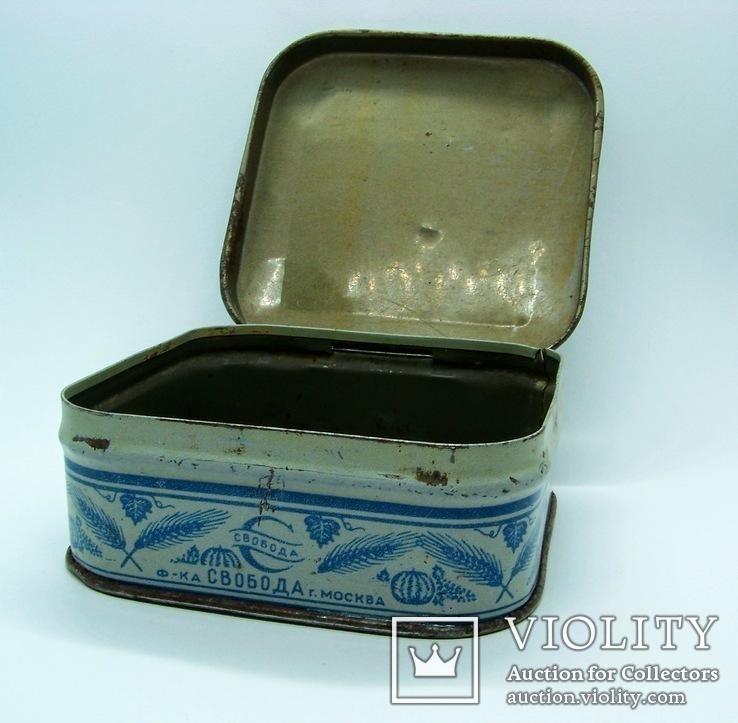 Коробка Банка Зубной Порошок ВДНХ, фото №10