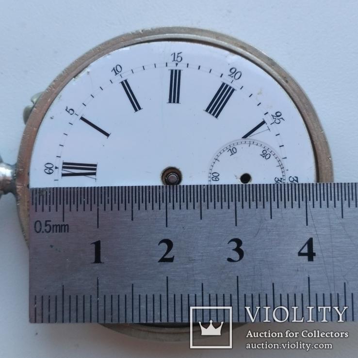 ETERNA Швейцарские карманные часы, фото №4
