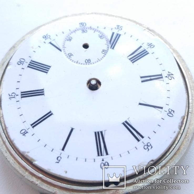 ETERNA Швейцарские карманные часы, фото №5