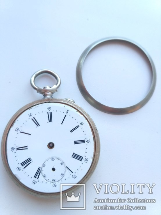 ETERNA Швейцарские карманные часы, фото №7