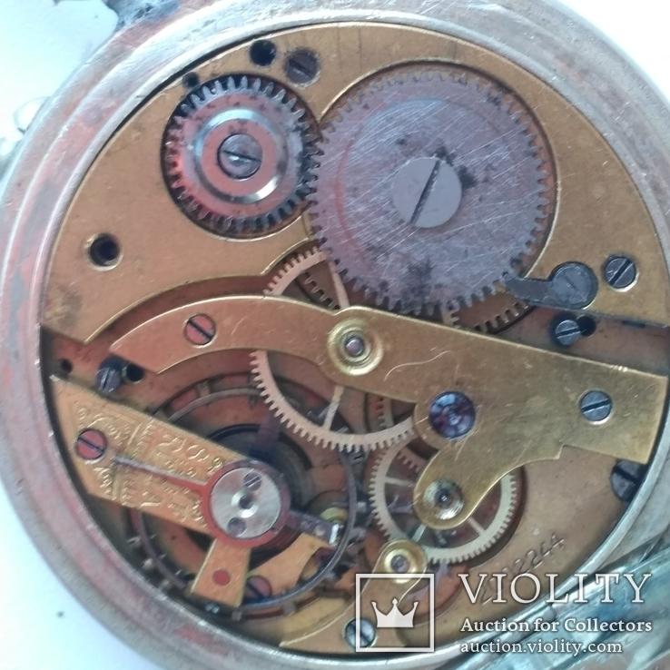 ETERNA Швейцарские карманные часы, фото №8
