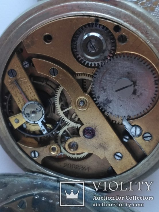 ETERNA Швейцарские карманные часы, фото №12