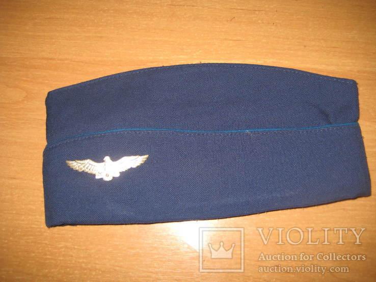 Пилотка ВВС Украина