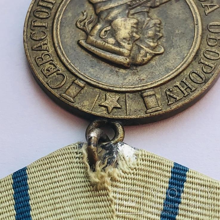 За оборону Севастополя боевая, фото №6