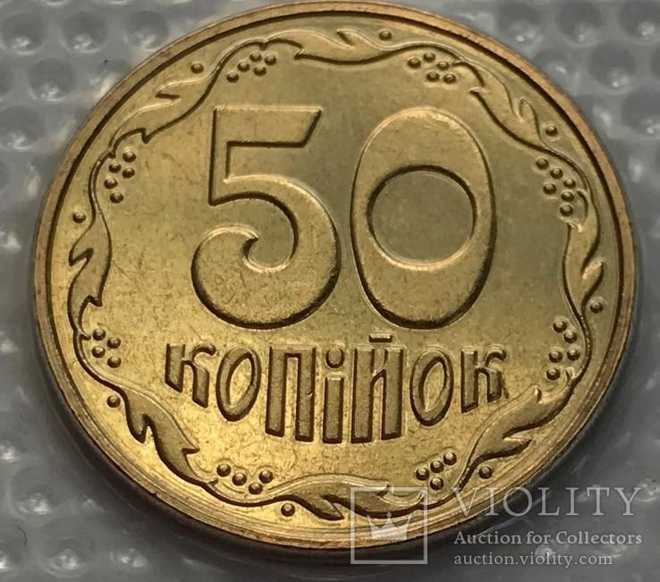 50 копеек 2003 года из набора, фото №4